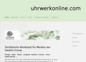 uhrwerk-meisterbetrieb.de