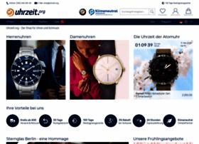 uhrzeit.de