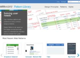 ui-patterns.vmware.com