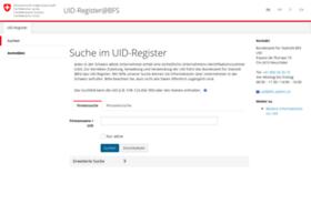 uid.admin.ch