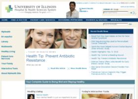 uillinoishospital.staywellsolutionsonline.com