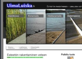 uimaluiska.fi