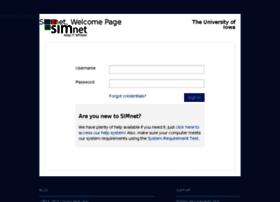 uiowa.simnetonline.com