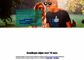 uitvooreentientje.nl