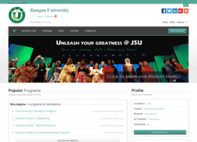 ujs.admissions.cn