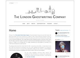 uk-ghostwriter.com