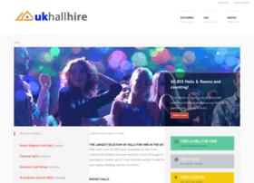 uk-hallhire.co.uk