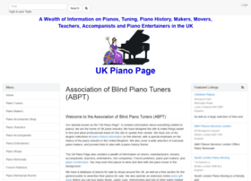 uk-piano.org