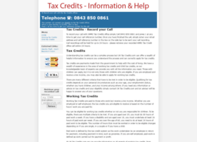 uk-tax-credits.com
