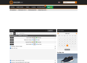 uk.soccerway.com info. Live scores, results, fixtures