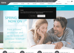 Tempur mattress websites and posts on tempur mattress