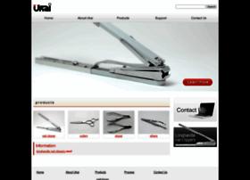 ukai-cutlery.com