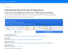 ukairportinformation.com