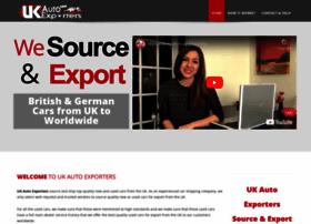 ukautoexporters.com
