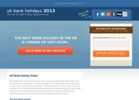 ukbankholidays2012.co.uk