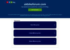 ukbikeforum.com