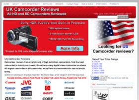 ukcamcorderreviews.co.uk
