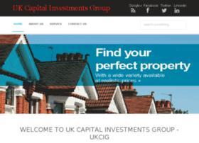ukcapitalinvestmentsgroup.co.uk