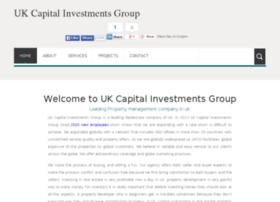 ukcapitalinvestmentsgroup.co