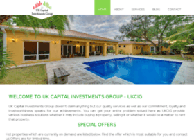 ukcapitalinvestmentsgroup.info