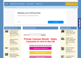 ukcaravanrental.co.uk