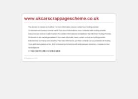 ukcarscrappagescheme.co.uk