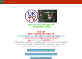 ukchristmastv.weebly.com