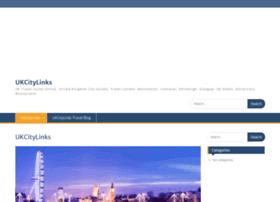 ukcitylinks.com