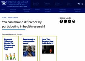 ukclinicalresearch.com