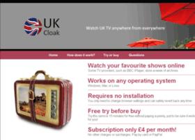 ukcloak.co.uk