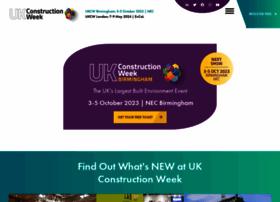 ukconstructionweek.com