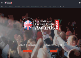 ukcontactcentreawards.co.uk