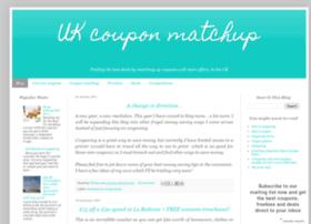 ukcouponmatchup.blogspot.ie
