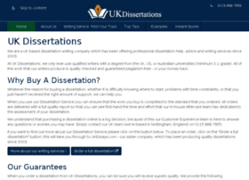 ukdissertations.com