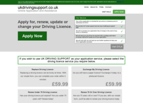 ukdrivingsupport.co.uk
