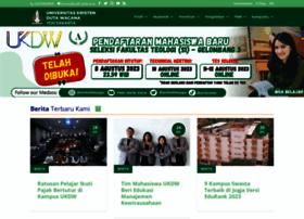 ukdw.ac.id