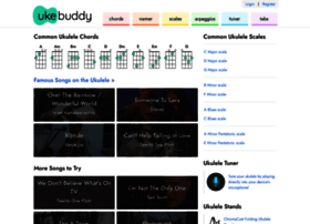 ukebuddy.com