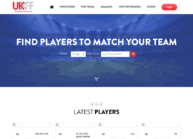 ukfootballfinder.co.uk