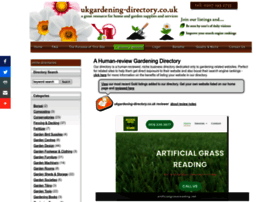 ukgardening-directory.co.uk