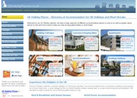 ukholidayplaces.co.uk