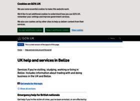 ukinbelize.fco.gov.uk