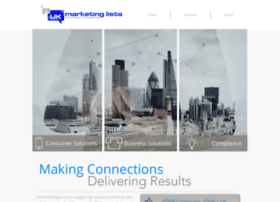 ukmarketinglists.com