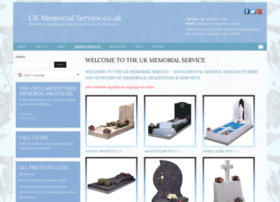 ukmemorialservice.co.uk
