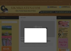 ukmklaten.com