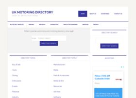 ukmotoringdirectory.co.uk