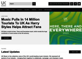 ukmusic.org