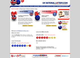 uknationallottery.com