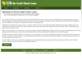 uknocreditcheckloans.co.uk