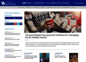 uknow.uky.edu