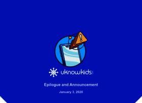 uknowkids.com